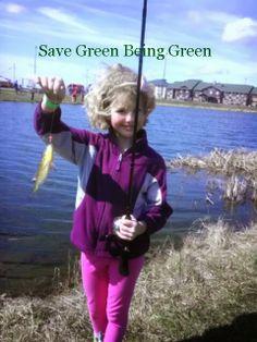 Wordless Wednesday: Cabela's Family Fishing Day