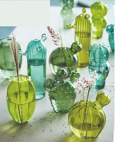 Roost Quirky Cactus Vases - Select Styles Available for Quick Ship