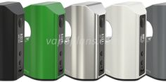 Box 100w TC Eleaf Aster RT – 32,10€ fdp in http://www.vapoplans.com/?p=271