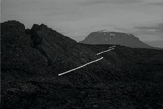 Magdalena Jetelova | TRIANGULATION - Iceland