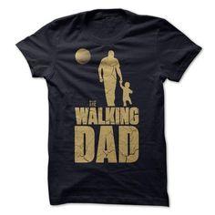 The Walking Dad #Tshirt #fashion