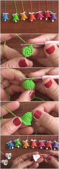 Crochet Creative Mini Bells