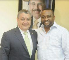 Vocero diputados PLD apoya gestión Alcalde SDN en favor Duquesa