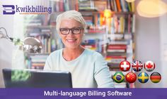 KWIKBILLING offers #Multi-language #Billing #Software, which is beyond compare in dealing with billing needs like a dream - https://goo.gl/mxVSjO