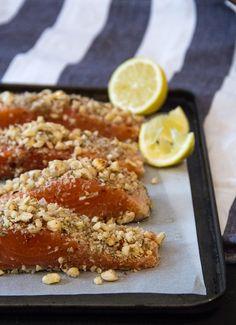 ... Fish Recipes on Pinterest | Salmon, Pecan crusted salmon and Rockfish