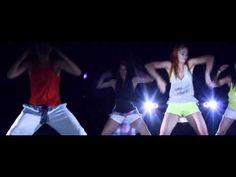 Really cool reggaeton! Zumba® Fitness Poland - Ojitos chiquititos (reggaeton) - YouTube #reggaeton #zumba #fitness