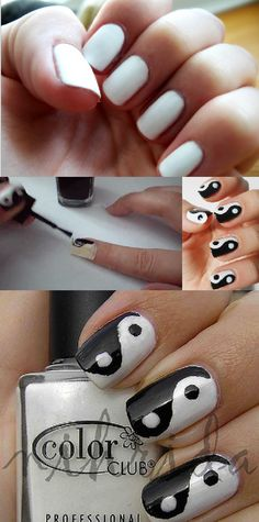 Top 10 DIY Easy Nail Ideas - Top Inspired