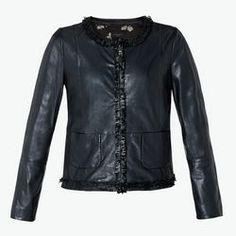 Leather Jackets, Spring Summer 2014 | Weekend Max Mara