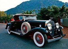 Красивые ретро автомобили