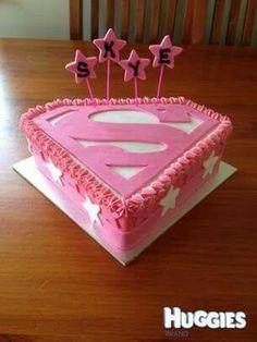 Batgirl idea cake