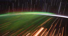 Zapierające dech w piersiach zdjęcia z Międzynarodowej Stacji Kosmicznej