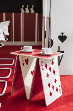 Office Space in Town | Waterloo Serviced Offices | Office Design | Alice in Wonderland Inspired