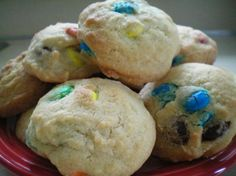 Ultimate M & M Cookies. Photo by CoffeeB