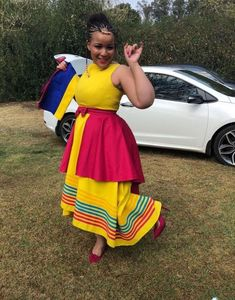 AMAZING XHOSA TRADITIONAL ATTIRES FOR 2019