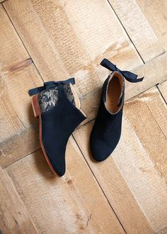 Sézane - Last Call - Bottines low Farrow