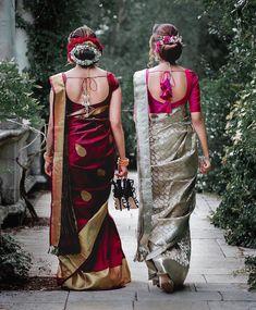 Indian Bridal Outfits, Indian Bridal Fashion, Indian Fashion Dresses, Indian Designer Outfits, Dress Indian Style, Wedding Outfits, Indian Wear, Wedding Dress, Stylish Blouse Design