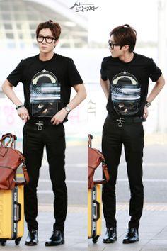 seunghoon x winner x airport