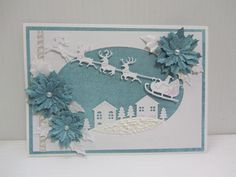 Christmas Time by pandarina - Cards and Paper Crafts at Splitcoaststampers