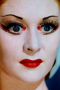 """Moira Shearer / The Red Shoes / 1948 just like her. if you haven't seen """"Red Shoes """" i highly recomend it as a film.to see."""