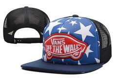 43f0b68a Hot Vans Mesh Trucker Snapback cap Summer Breathable unisex hip-hop street  hats $6/