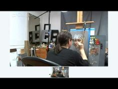 ▶ 4 hrs in the life of an artist | David Kassan - YouTube