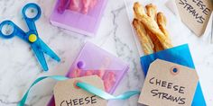 Kids Can Make: Cheese Straws
