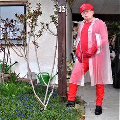 Mens Cape, Dresses, Fashion, Rain, Vestidos, Moda, Fashion Styles, Dress, Fashion Illustrations