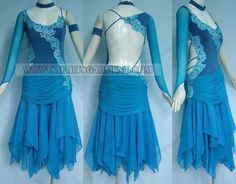latin dancing clothes for sale,latin competition dance clothes shop:LD-SG340