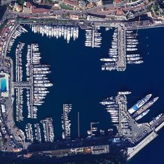 8/26/2015 Port Hercules Monaco 43.735°N 7.426°E   Port Hercules, the only deep-water port in Monaco, provides anchorage for up to 700 vessels. Monaco has an area of 0.78 square miles and a population of 36,371, making it the second smallest and the most densely populated country in the world.
