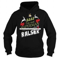 I Love BALSER-the-awesome Shirts & Tees