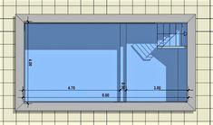 Progetto piscina: ecco la guida definitiva | BibLus-BIM Swimming Pool Architecture, Landscape Materials, Swimming Pools, Bathrooms, Google, Houses, Mosaics, Tatuajes, Modern Pools