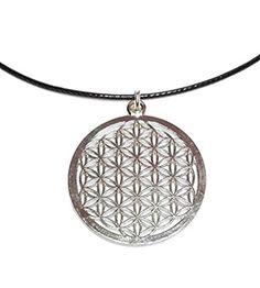 Blume des Lebens - Anhänger mit Kette Dreambase Pocket Watch, Pendant Necklace, Trends, Accessories, Beautiful, Jewelry, Winter, Fashion, Diamond