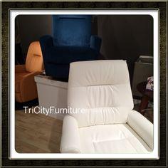 Sleek, stylish, stress less and stress free recliners!