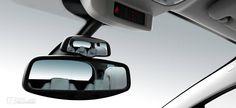 Peugeot 5008 Mirrors
