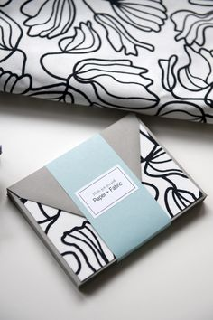 love packaging idea and I have the exact material from IKEA