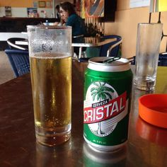 Cerveza cubana!!!!! #BEER #cerveza #cold #cuban #tasty #wishiwasstillthere #varadero #vacation #2015 by hurlman