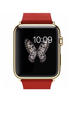 So THAT'S Why Every Apple Watch Reads 10:09 . . .