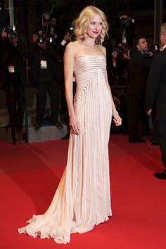 Jessica Chastain In Givenchy At The Cannes Film Festival 2014 - Cannes Film Festival: The Best Dresses