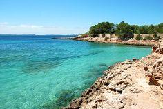 Visita Ibiza Cala Gracioneta - Ibiza 5 Sentidos