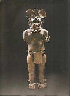 """chauve-souris zapotèque """"Cuerpo y Cosmos"""" 2004"""