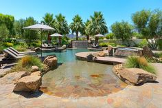 Poolandspa.com Desert Pool