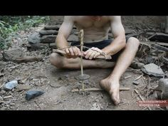 Making primitive huts and tools from scratch using only natural materials in the wild.I also have this blog: https://primitivetechnology.wordpress.com/ FAQ Q...