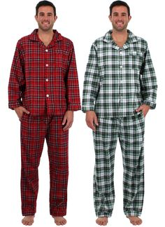 Hanes Men's Flannel Pajama Set | p.j.s | Pinterest | Pajamas ...