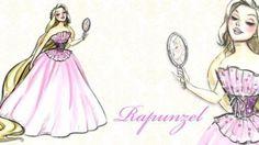 Disney Designer Princesses: Rapunzel - disney-princess Photo(Me) :) Disney Rapunzel, Disney Princess Dolls, Tangled Rapunzel, Princess Rapunzel, Disney Dolls, Disney Style, Disney Love, Disney Magic, Disney Art