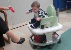 WeeBots: Driveable Robots for Babies Who Need Them - IEEE Spectrum