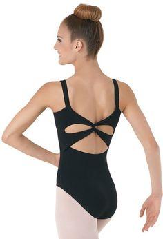 Balera Twist Back Cotton Leotard | Dancewear Solutions