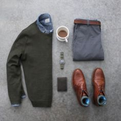 One great thing about men's fashion is that while most trends come and go, men's wear remains stylish and classy. However, for you to remain stylish, there are men's fashion tips you need to observe. Mode Outfits, Casual Outfits, Men Casual, Fashion Outfits, Fashion Tips, Casual Winter, Business Mode, Business Casual, Business Style