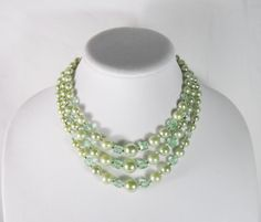 50s Necklace Vintage Jewelry