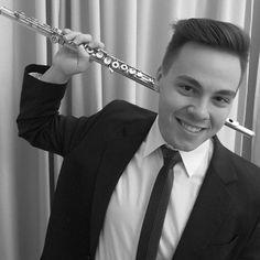 Samuel Filipe Pintor, flauta