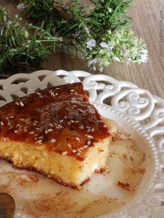 Ανθοτυρόπιτα με κανέλα και θυμαρίσιο μέλι | Tante Kiki Greek Desserts, Greek Recipes, Tiramisu, French Toast, Cheese, Cooking, Breakfast, Cake, Ethnic Recipes